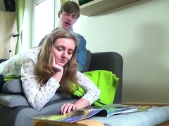 Clip 59P - My Little Sister Got Thrashing of Her Life - MAIN